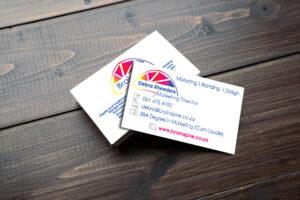 Brainspire business card