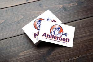 Business Card - Anderbolt